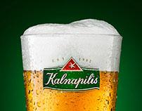 Kalnapilis beer.
