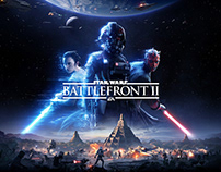 Star Wars: Battlefront II - Cover Keyart