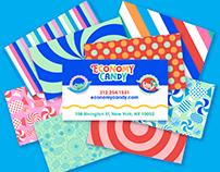 Economy Candy - Branding