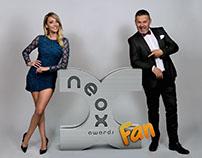 Cartel Presentación Gala Neox 2014-2015