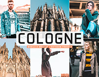 Free Cologne Mobile & Desktop Lightroom Presets