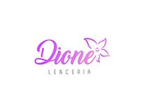 Branding logotipo DIONÉ