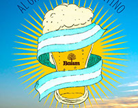 Cervecería Baum - Publicaciones diarias en redes II