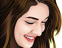 Beautiful Vector Portraits