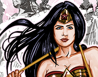DC Comics: Wonder Woman