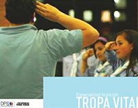 TROPA VITAL // DISEÑO SOCIAL
