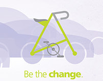 The Change Initiative Print Campaign
