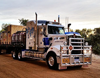ASCO Group: Kenworth T909 Sleeper