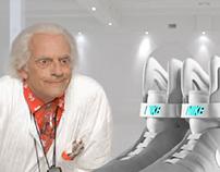 Back 4 The Future | Nike & Wieden+Kennedy