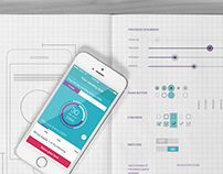 Azimo App Design