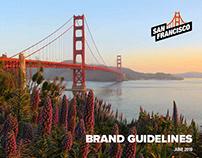 San Francisco Travel Brand Refresh