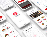Food Recipe Mobile App