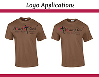 Heart of God Logo Presentations