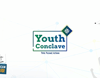 Intro Animation for Youth Conclave Program