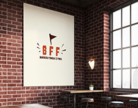 BFF - Burger, Fries & Fondue