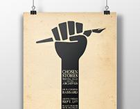 Chosen Stories Poster