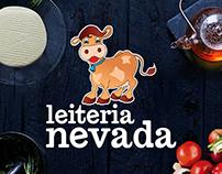 Leiteria Nevada - Branding