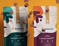 Kaffekassan   Branding