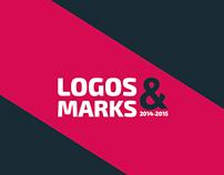 Logos & Marks 2014 - 2015
