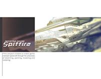 "Aerospace Fighter ""Spitfire"""