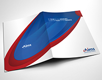 AIMS - Stationery Design