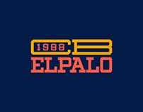 CB El Palo Logo Ideas