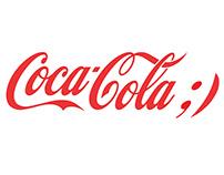 Coca Cola Smiley Logo Animation