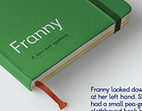 Franny: Typeface Design
