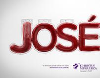 Donar está en tu sangre. Christus Muguerza.