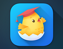 Children Educational Game Icon