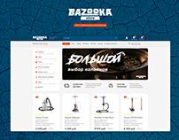Интернет-магазин кальянов Bazooka.Store
