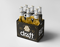 Draft Denmark Beer - Packaging
