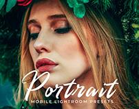 Free Portrait Lightroom Presets