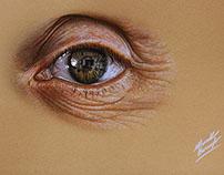 Leonardo Pereznieto's eye