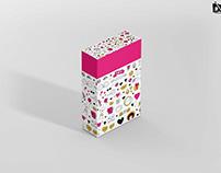 Free Food Box Pakaging PSD Mockups