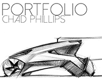 Chad Phillips - Portfolio 2016