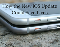 How The New iOS Update Could Save Lives