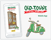 Old Towne Pizza Parlor