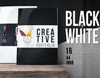 Portfolio Template (2 Colors)