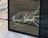 Javier Velarde Brand Identity