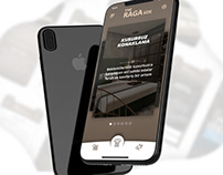 The Raga Site, Hotel | Mobile App