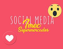 Social Media | Imec Supermercados