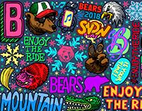 Bears Indumentaria