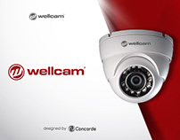 Wellcam ID Camera Logo