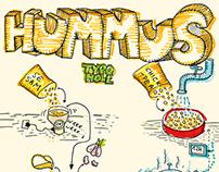 Hummus | Ligatura 2015 | part of cookbook