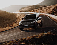 Volvo XC90 Roadtrip