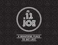 Cafe' Joe chain official website