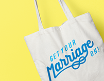 Get Your Marriage On! Brand