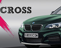 BMW 2 Series Cross