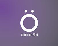 Monday Coffee - Brand Identity